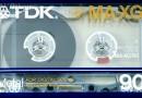 TDK MA-XG 90 1986-88
