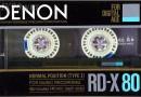 Denon RD-X 80 1986
