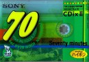 SONY CDix II 70 Jp 1999