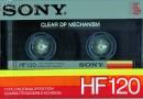 SONY HF 120 Jp 1985
