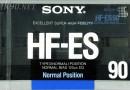 SONY HF-ES 90 Jp 1988-89