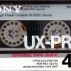 SONY UX-PRO 46 Jp 1986-87