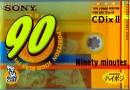 SONY CDix II 90 Jp 1999