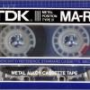 TDK MA-R 46 Jp 1984