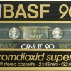 Basf Chromdioxid Super II 90 Eu 1985-87 v. small window