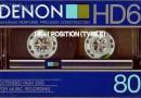 Denon HD6 80