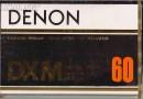 Denon DXM 60 1978-80