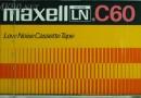 Maxell LN C60 US 1972-75