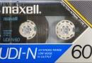 Maxell UDI-N 60 Jp 1985-87