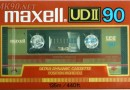 Maxell UDII 90 Eu 1985-87