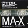 TDK MA-X 46 Jp 1988-89