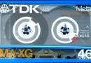 TDK MA-XG 46 Jp 1985-86