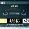 TDK MA-XG 90 Eu 1990-91