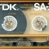 TDK SA-XG 60 US 1985-86
