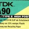 TDK SA 90ETG Eu 1992-95 v2