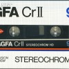 AGFA CrII StereoChrom HD 90 Eu 1982-85