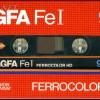 AGFA Fe I FerroColor HD 90 Eu 1982-85