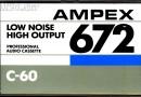 Ampex 672 60