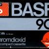 Basf Chromdioxid SM 90 Eu 1977-79 v. in cbox