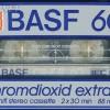 Basf Chromdioxid Extra II 90 1985-87 v. big window