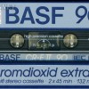 Basf Chromdioxid Extra II 90 1985-87 v. small window