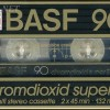 Basf Chromdioxid Super II 90 1985-87 v. big window