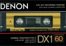 Denon DX1 60 US Eu 1987