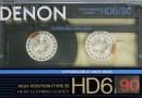 Denon HD6 90 US Eu 1988-90