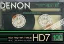 Denon HD7 100 US Eu 1988-90