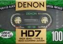 Denon HD7 100 US Eu 1994-96