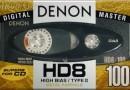 Denon HD8 100 US Eu 1992-93