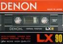 Denon LX 90 US Eu 1985-86
