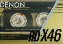 Denon RD-X 46 Jp 1987
