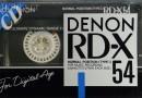Denon RD-X 54 Jp 1988