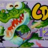 Maxell CD's dragon 120 Jp 1995-96