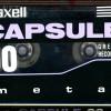 Maxell Capsule Metal 90 US 1996-97