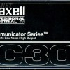 Maxell Communicator Series C30  US