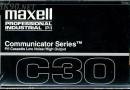 Maxell Communicator Series C30  US