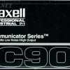 Maxell Communicator Series C90 US