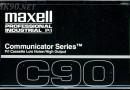 Maxell Communicator Series C90 US