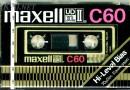 Maxell UDXLII С60 Eu 1977-79