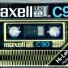 Maxell UDXLII С90 Eu 1977-79