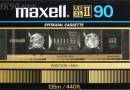 Maxell UDXLII 90 US 1982-83