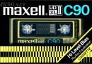 Maxell UDXLII C90 Eu 1980-82