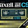 Maxell UDXLII C90 US 1980-82