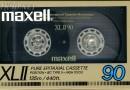 Maxell XLII 90 US 1986-87