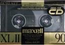 Maxell XLII 90 US 1991-92 v. 1