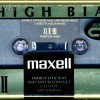 Maxell XLII 90 US 1992-96 ver. 1