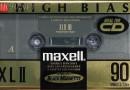 Maxell XLII 90 US 1992-96 v. 2