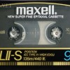 Maxell XLII-S 90 US 1986-87
